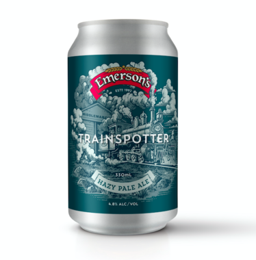 Trainspotter Cans