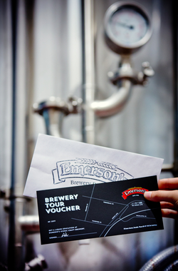 Brewery Tour Voucher