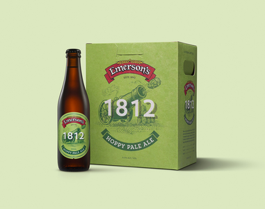 For the first time, smaller 330ml bottles were released in a six-pack.