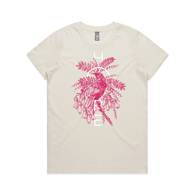 Natural Pink Hospice Tui Tee
