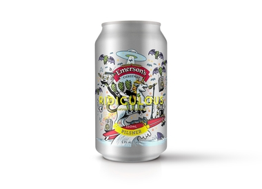 Ridiculous Pilsner