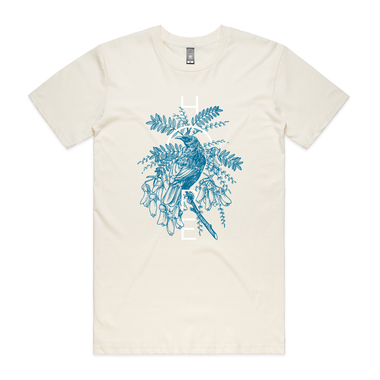 Natural Blue Hospice Tui Tee